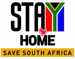 Stay Home Stay Safe South Africa