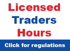 ultra liquors licensed traders hours lockdown