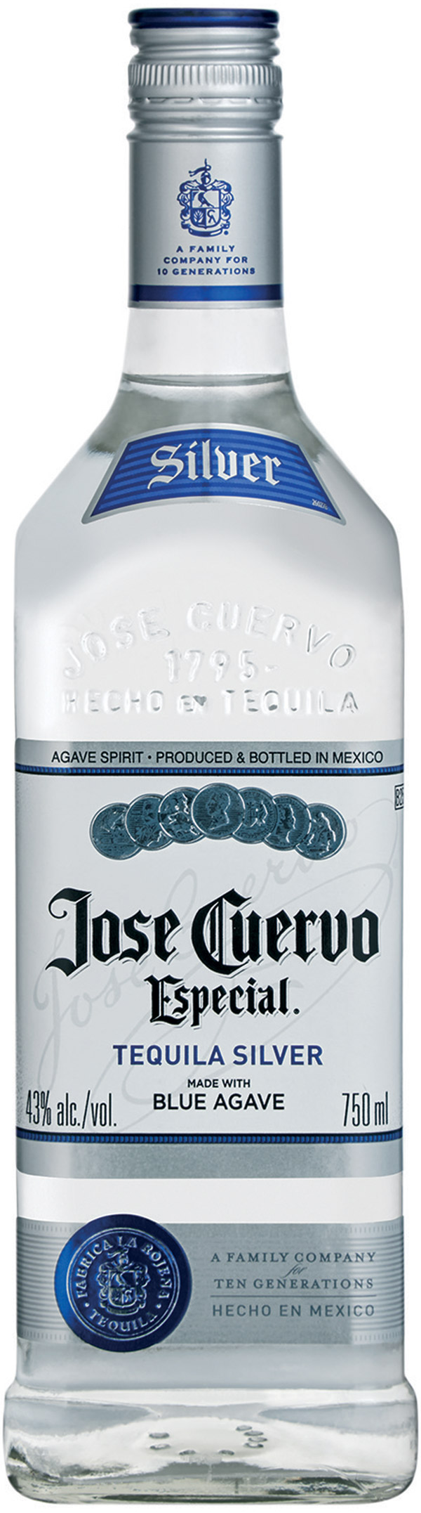 Blue tequila coupons